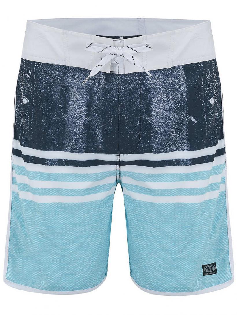 Animal Magano Boardshorts Clearwater Blue | Mens Swimwear