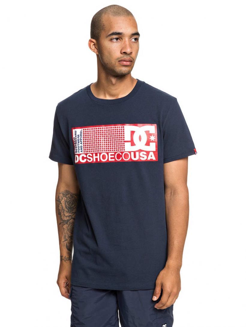 DC Pill Scribe T-Shirt Black Iris | Mens T-Shirts