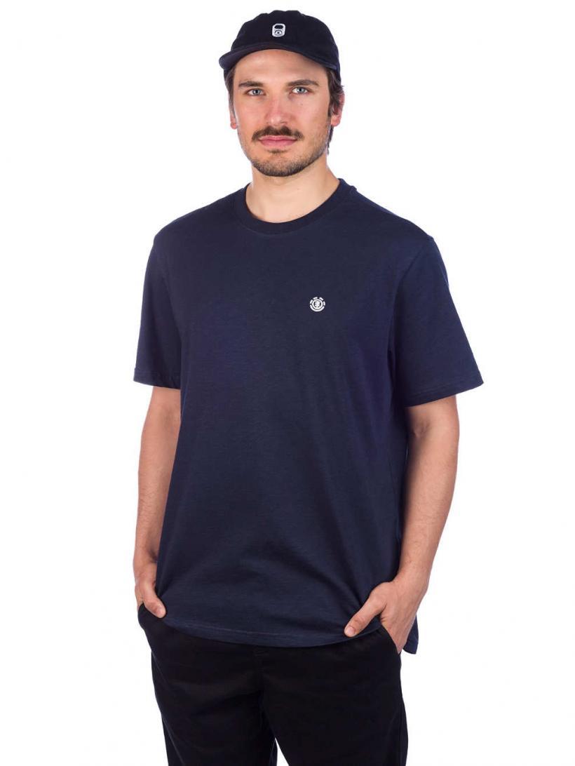 Element Crail T-Shirt Eclipse Navy | Mens T-Shirts
